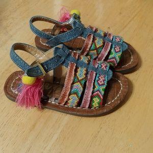 Sam Edelman girls sandals